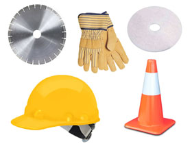 Contractor supplies in Central Kansas