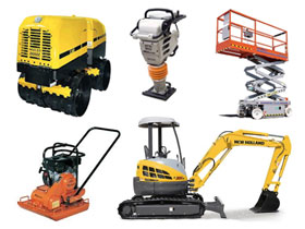 Equipment rentals in Central Kansas