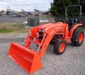 Rental store for TRACTOR LOADER KUBOTA 28HP in Salina KS